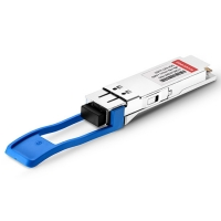 QSFP- 40g-univ QSFP+ single multi-mode light module 1310nm 2km